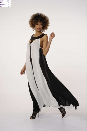 65093 Плажна рокля REFLECTIONS