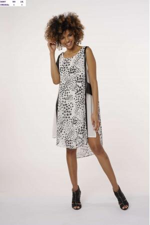 65097 Плажна рокля REFLECTIONS